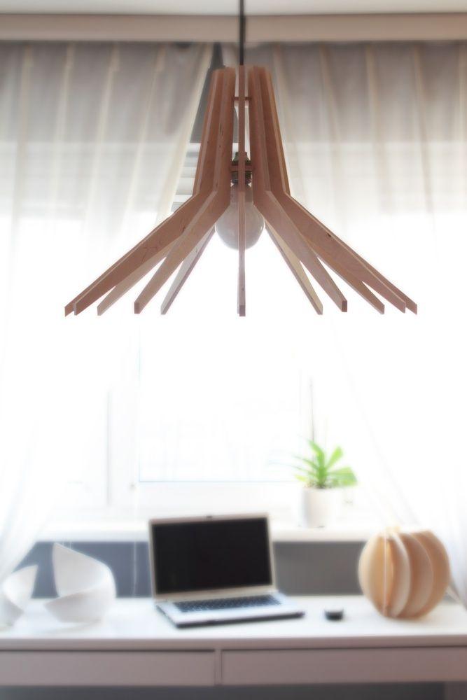 LAMPA COPO Projekt i zdjęcie: SEAN