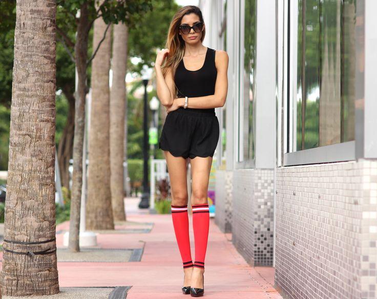 Leg Warmers styled by Jasmine Tosh - Fashion Blogger
