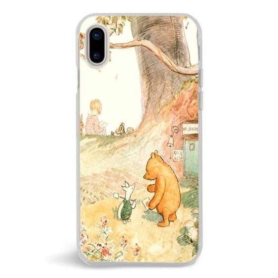 the best attitude 53b72 0505a Classic Winnie The Pooh,iPhone X Case,Custom iPhone X Case,iPhone X ...