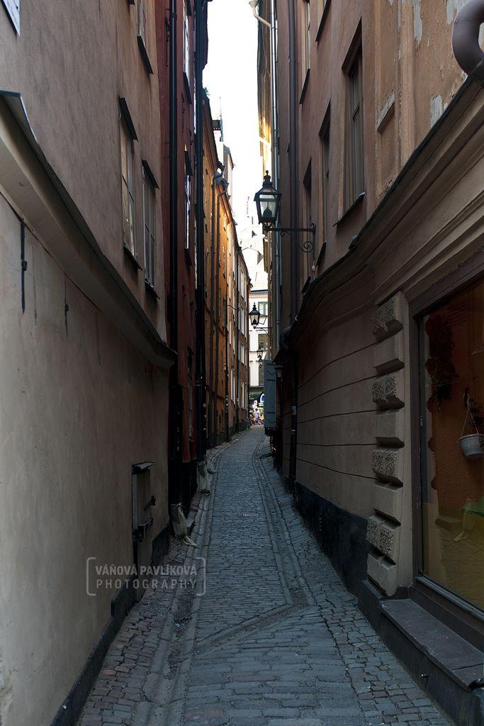 #Stockholm, #narrowaisle