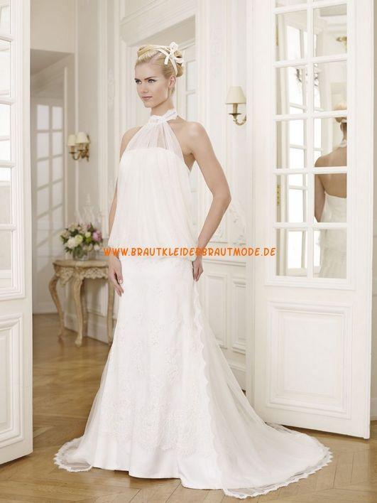 Wunderschöne Elegante Hochzeitskleider aus Softnetz