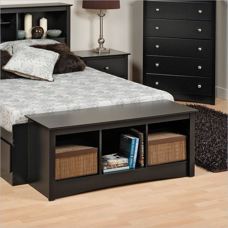 Black Cubby Bed Bench. 26 best Bed benches images on Pinterest   3 4 beds  Bed bench and