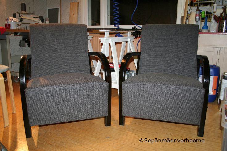 K-tuolit. Armchairs.