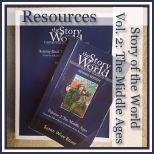 red oak road: Story of the World Vol. 2: The Middle Ages Resources
