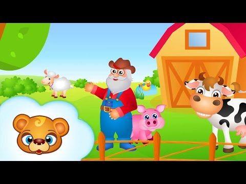 Sesame Street's Nursery Rhyme Week - Old MacDonald Had A Farm - YouTube
