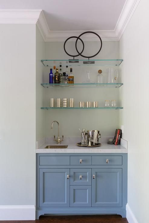 The 646 best images about living rooms on pinterest for Wet bar in living room