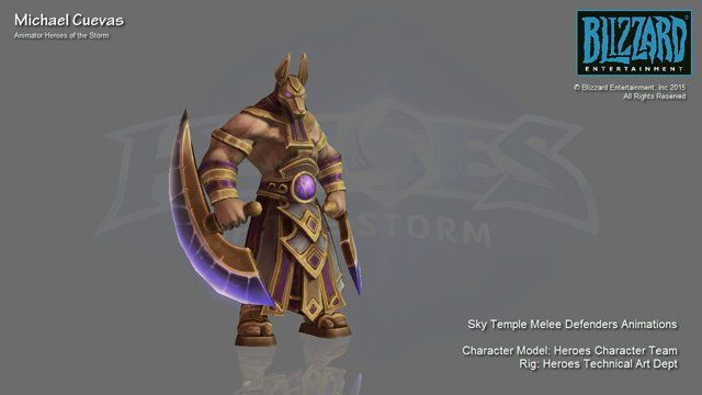 A small sample of work from Blizzard's Heroes of the Storm. I've only been on the project for a year so I'm glad some of my contributions have made it to the released version. I'll have more as soon as the stuff I've animated becomes public.  **Update** my inbox has exploded  FAQ Q. Who did all the models and rigging? A. The character art and technical art crew on the Heroes of the Storm team at Blizzard. I did not do any of the models, textures or rigging.  Q. Did you use any mocap? A.…