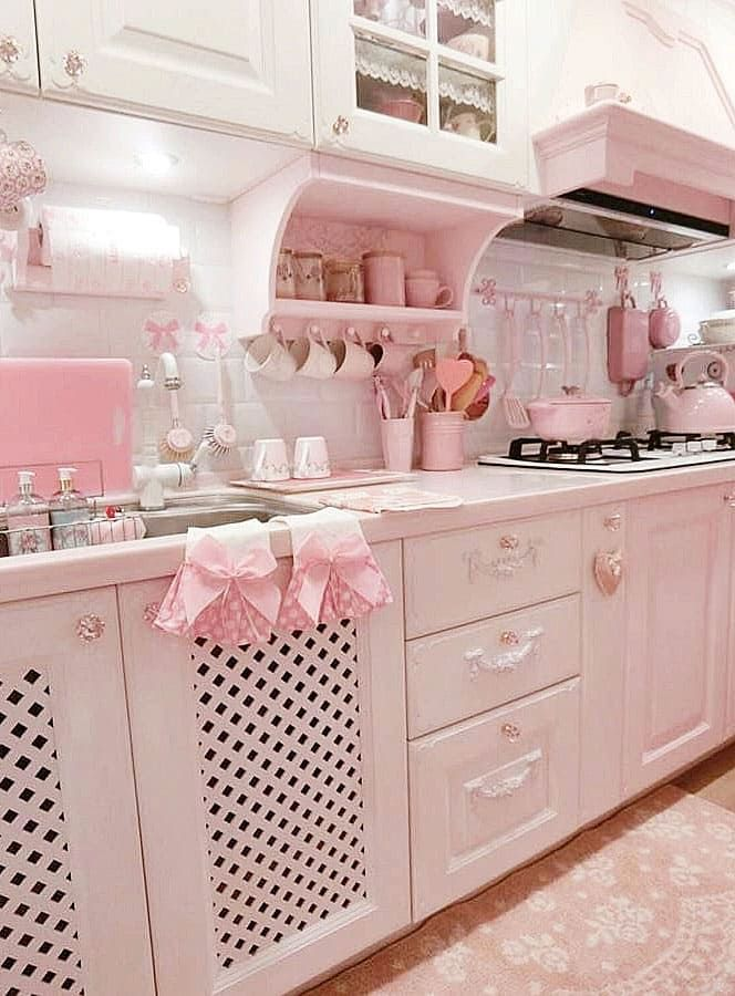 Cute Useful And Small Kitchen Design Ideas Model No 30 Shabby Chic Sofa Shabby Chic Kitchen Shabby Chic Dresser