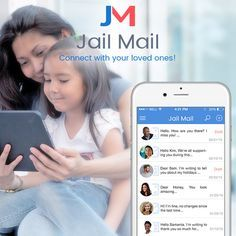 Not Forgotten LLC provides you the easiest and fastest way to keep in touch with your incarcerated loved ones with #JailMail App.