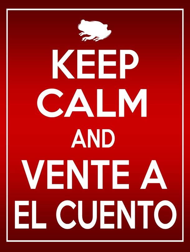 Keep Calm y vente a El Cuento Bar Madrid. Salir de copas por Madrid. Ocio nocturno en Madrid.