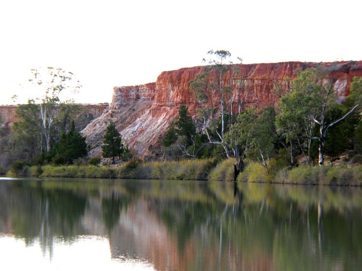 Amazing Murray Cliffs