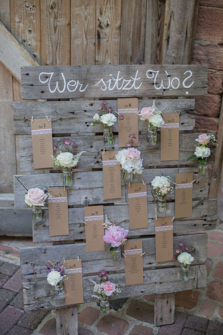 Hochzeit, Hochzeitsdeko, Hochzeitsdekoration, Idee…