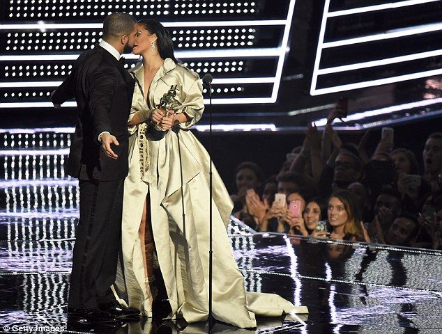 'Official': Insiders have claimed Drake and Rihanna are 'fully dating', happily…