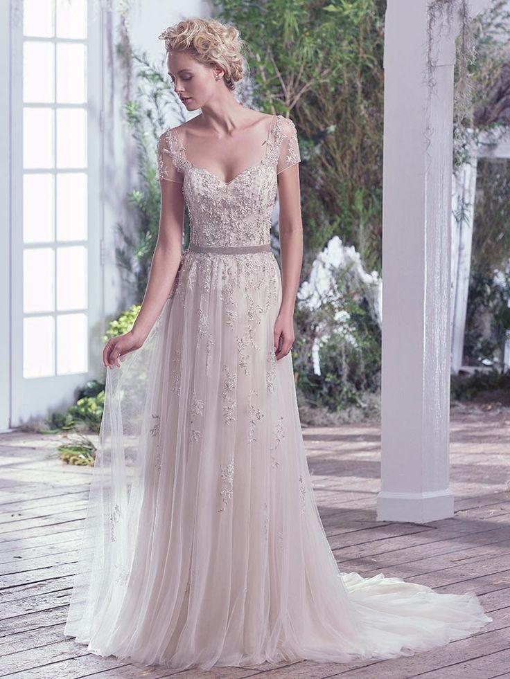 Mejores 66 imágenes de vestidos boda en Pinterest   Vestidos de ...