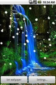 Image Result For Live Waterfall Wallpaper With Sound