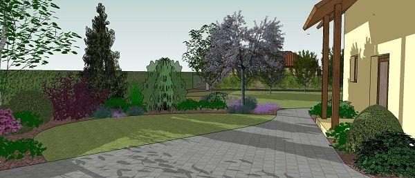 Návrhy a realizace zahrad,Projekty,3D vizualizace,Realizace zahrad,Zahradní design,Zahradní architektura,Terasy,Střešní zahrady