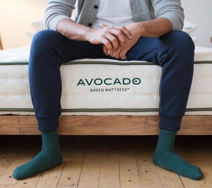 11 Best Natural, Eco Friendly & Organic Mattresses You Can Buy Online | Avocado Green Mattresses #mattress