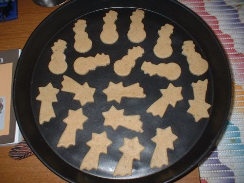 Spekulatius - biscotti natalizi tedeschi speziati