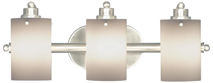 George Kovacs Brushed Nickel Five Light Bath Fixture In: 17 Best Images About Lighting We Love
