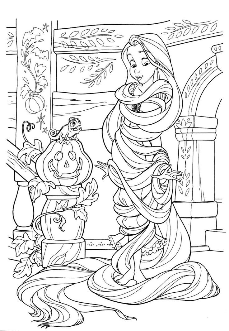 458 best Fall Coloring Pictures images on Pinterest | Coloring books ...
