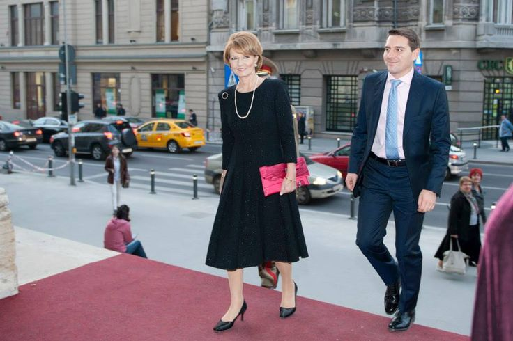 Princess Margarita of Romania and Prince Nicholas - book release, October 2013; Principesa Margareta a Romaniei si Principele Nicolae - lansare de carte, octombrie 2013