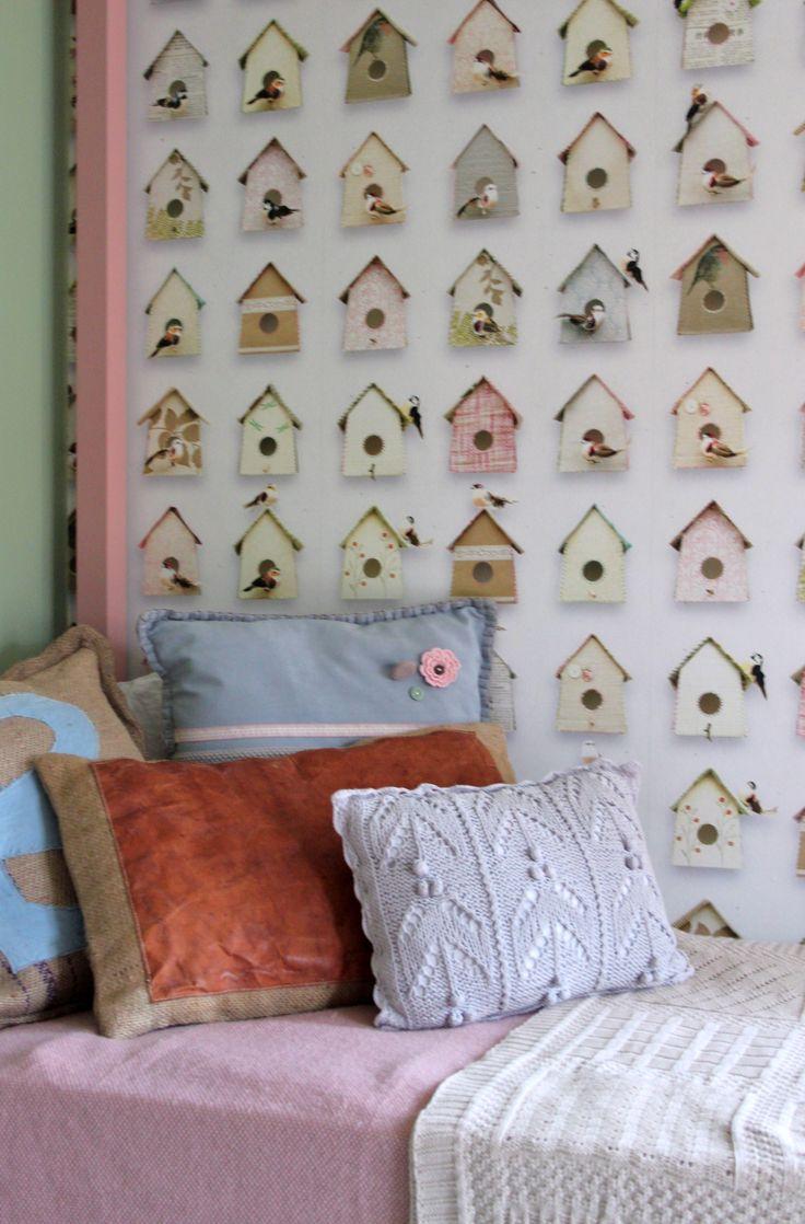Ontwerp & Styling meisjeskamer BY Huis & Grietje