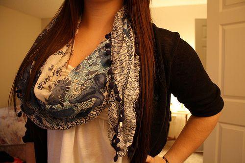 blazer and scarf: Fashion Style, Clothing Dresses Sho, Effortless Style, Clothing Makeup, Cozy Scarfs, Fashion Apparel, Adorable Scarfs, Fashion Fever, Style Fashion