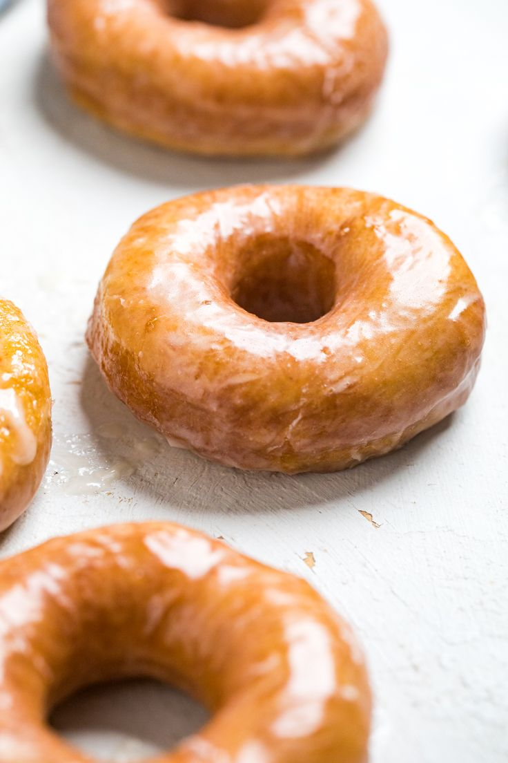 Fried Vegan Glazed Donuts Recipe In 2020 Donut Glaze Dairy Free Dairy Free Breakfasts