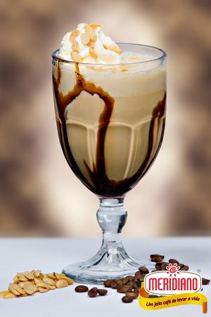 Cappuccino de castanha