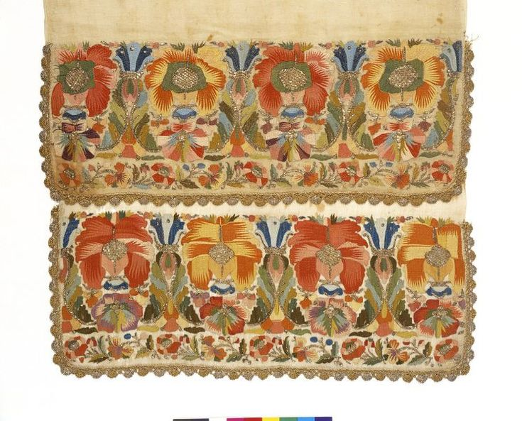 Turkey (made)  Date:    1800-1899 (made): Napkins, Search, Albert Museums, Towels, Embroidery