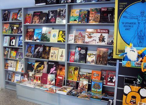 Nueva tienda de Generación X en Madrid: Cómics y muñecos a tutiplén | DolceCity.com