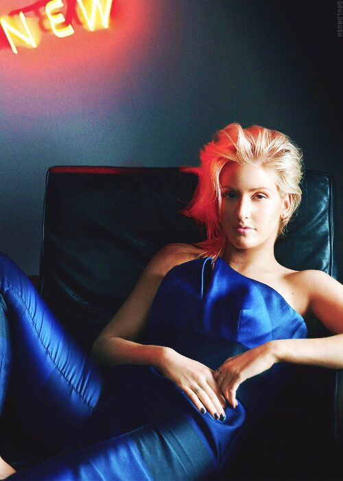 Ellie goulding your song lyrics and music