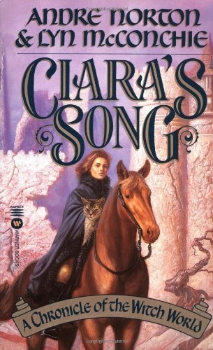 In Karsten, Ciara of Elmsgarth is only a small girl when the edict is carried out to kill all with Witch blood, and take all they own. As a mob murderers her family, Ciara is rescued and protected by the powerful Lord Tarnoor and his son, Trovagh. As the years pass, Ciara and Trovagh grow to love each other and marry, raising children of their own. Then an evil sorcerer rises to power, and his vendetta against Ciara threatens all she loves.