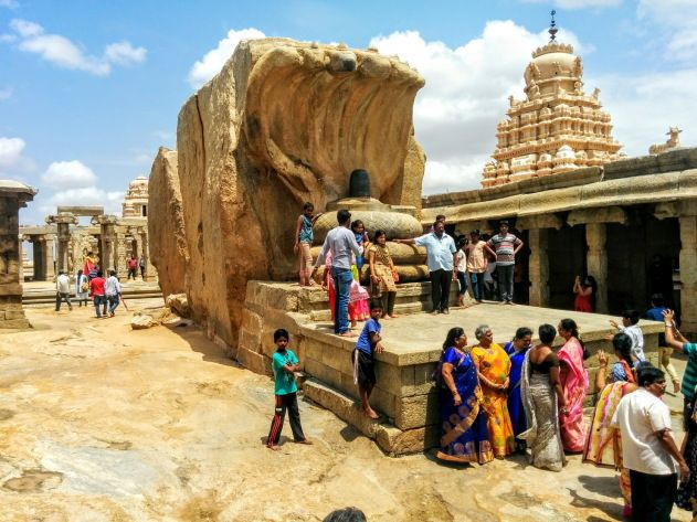Veerabhadreshwara temple in bangalore dating
