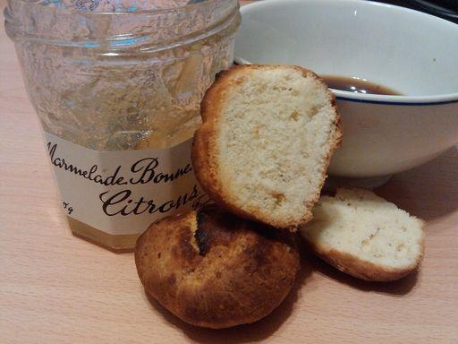 Véritables scones anglais - Recette de cuisine Marmiton : une recette