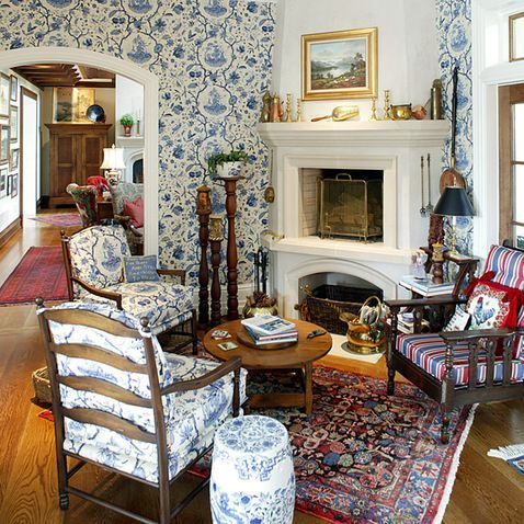 Dwellings the heart of your home the keeping room for Keeping room ideas