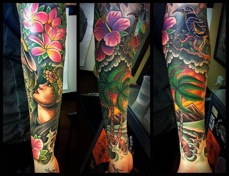 17 best images about poly ink on pinterest maori designs for Tropical themed tattoos