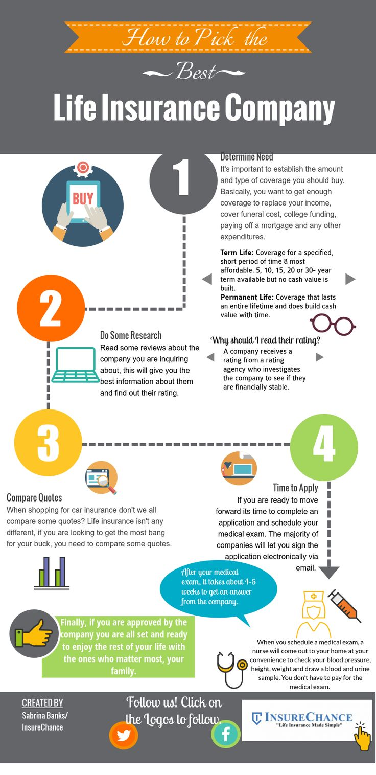 How to Pick the Best Life Insurance Company https://www.liveinfographic.com/i/how-to-pick-the-best-life-insurance-company/ Tags: #infographic  #infographics #popular #pinterest #pinterestinfographics