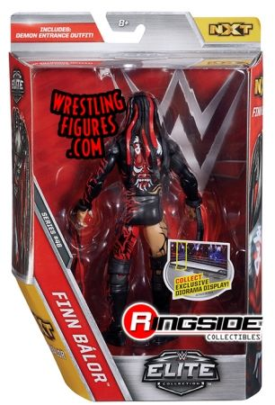 Finn Balor (Demon) - WWE Elite 46 WWE Toy Wrestling Action Figure