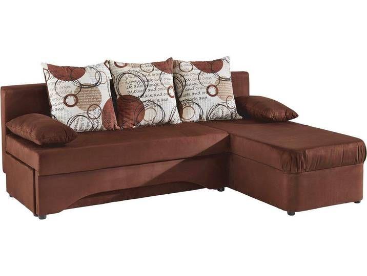 Inosign Eck Couch Braun 191cm Fsc Zertifiziert Inklusive Loser Zi In 2020 Couch Sofa Polsterecke