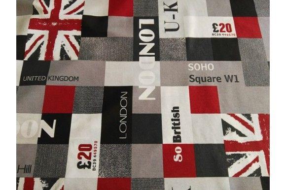 Loneta estampada con bandera y detalles de Reino Unido, empleada para diversas labores como cortinas, estores, tapizado de sofás, fundas para cojines..., tela con cuerpo, gruesa y resistente. NOTA: EL estampado es a lo ANCHO de la tela no a lo LARGO. Fácil lavado y planchado#loneta #estampada #Reino Unido #labores #tapizado #estores #sofás #cojines #confección #manteles #disfraces #medieval #carnaval #resistente #tela #telas #tejido #tejidos #textil #telasseñora #telasniños #comprar #online