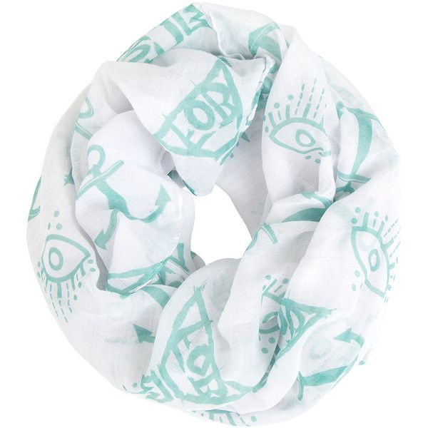 Fall Out Boy FOB Print Infinity Scarf Hot Topic (334.425 VND) ❤ liked on Polyvore featuring accessories, scarves, infinity scarf, round scarf, patterned scarves, lightweight infinity scarves and lightweight scarves