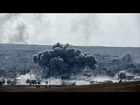 Сирия, последние новости видео Россия бомбит ИГИЛ, самое последнее