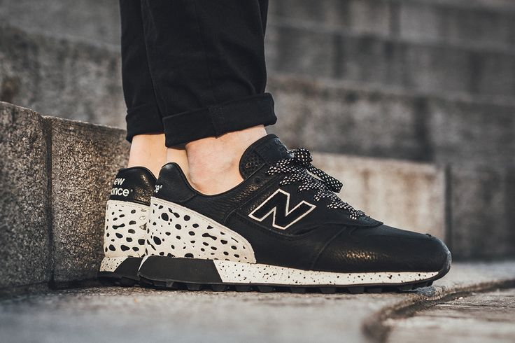 "Undefeated x New Balance Trailbuster ""Black"" - EU Kicks Sneaker Magazine"