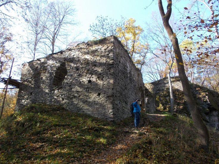 Jenčov byl nejmenší hrad v Čechách