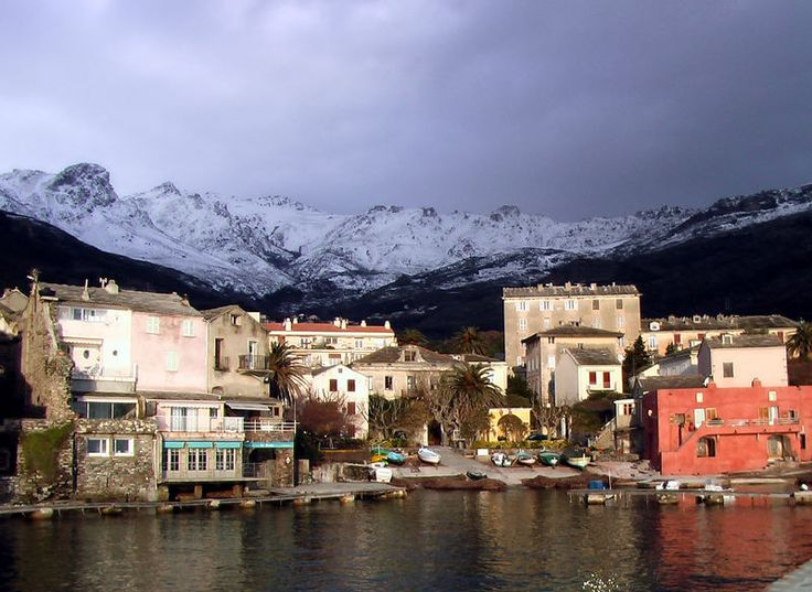 Erbalunga - Corsica