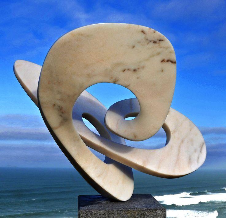 Weightless Marble Sculptures By Georg Scheele – iGNANT.de