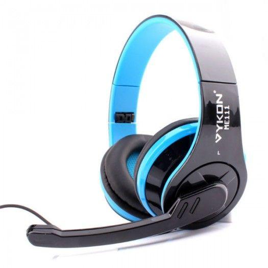 Vykon Me111 USB Girişli Mikrofonlu Kulaklık