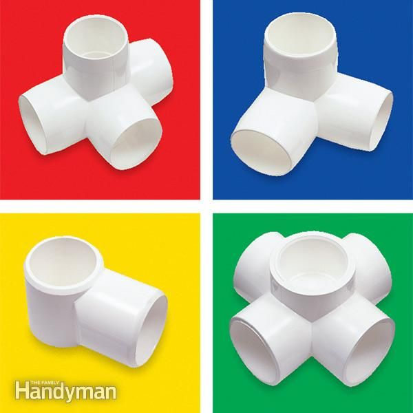 <p>make your own outdoor chairs, tables, chaise lounges and more from high-quality, exterior-grade pvc. create patio furniture in a range of colors and styles.</p>