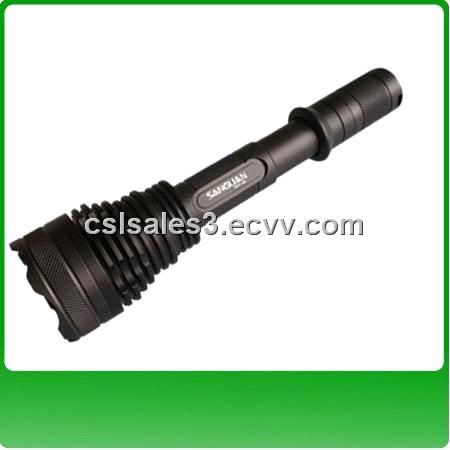 Powerful 1300lumens SST-50 LED flashlight for camping (SST-50) - China LED flashlight, SANGUAN
